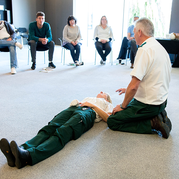 level 3 first aid at work initial 3 day
