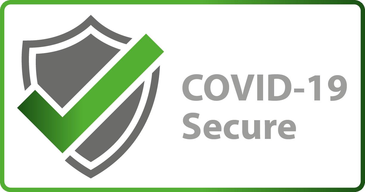 COVID 19 Secure logo